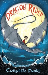 Fairy Tales as Contemporary Fiction for Kids - Dragon Rider by Cornelia Funke