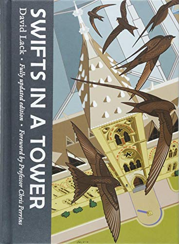 The Best Nature Books of 2018 - Swifts in a Tower by David Lack