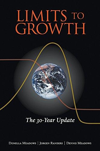 The Limits to Growth by Dennis L. Meadows, Donella H Meadows & Jorgen Randers