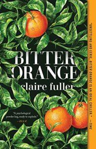 The Best Novellas - Bitter Orange by Claire Fuller