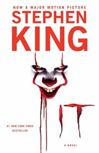The Scariest Books - It by Stephen King