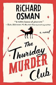 The Best Thrillers of 2021 - The Thursday Murder Club by Richard Osman