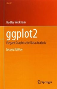 The best books on Computer Science for Data Scientists - ggplot2: Elegant Graphics for Data Analysis by Hadley Wickham