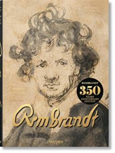 The best books on Rembrandt - Rembrandt: the Complete Drawings & Etchings by Peter Schatborn