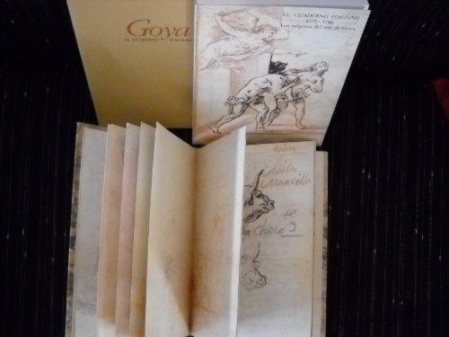 El «Cuaderno italiano», 1770-1786: los orígenes del arte de Goya by Jesús Urrea Fernández & Manuela B. Mena Marqués