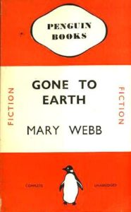 Clare Morpurgo on Penguin Paperbacks - Gone to Earth by Mary Webb