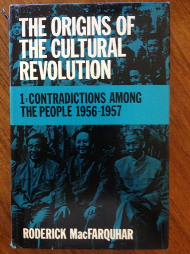 The best books on The Cultural Revolution - Origins of the Cultural Revolution 1 by Roderick MacFarquhar