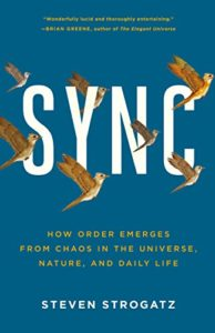 Sync: How Order Emerges from Chaos In the Universe, Nature, and Daily Life by Steven Strogatz