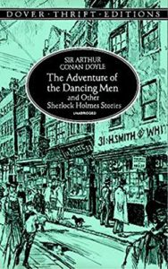 The Best Murder Mystery Books - The Adventure of the Dancing Men by Sir Arthur Conan Doyle
