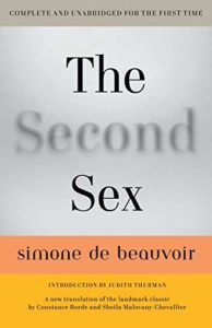 The Best Simone de Beauvoir Books - The Second Sex by Simone de Beauvoir