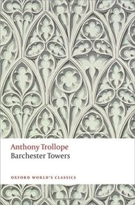 The Best Anthony Trollope Books - Barchester Towers by Anthony Trollope