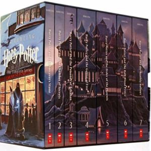 Best Series for 10 Year Olds - Harry Potter: the Complete Series by J.K. Rowling