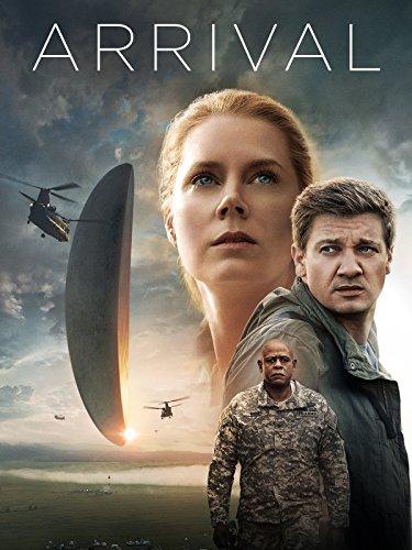 Arrival (Movie) by Denis Villeneuve (director)