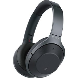 Gifts for Book Lovers - Sony Noise Cancelling Headphones