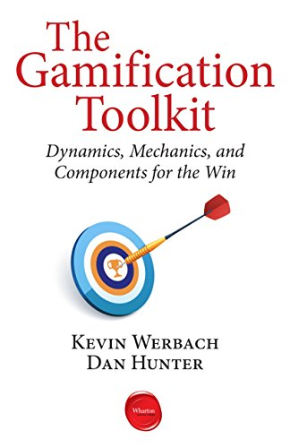 The best books on Blockchain - The Gamification Toolkit: Dynamics, Mechanics, and Components for the Win by Dan Hunter & Kevin Werbach