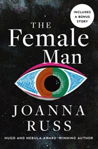 The Best Time Travel Books - The Female Man by Joanna Russ