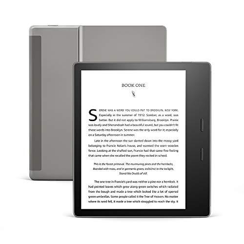Kindle Oasis by Amazon