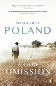The Best Historical Fiction: The 2020 Walter Scott Prize Shortlist - A Sin of Omission by Marguerite Poland