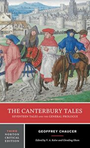 The Canterbury Tales: A Reading List - The Canterbury Tales by Geoffrey Chaucer