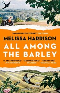 The best books on Summer - All Among the Barley by Melissa Harrison