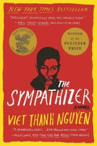 The Best Vietnamese Novels - The Sympathizer by Viet Thanh Nguyen