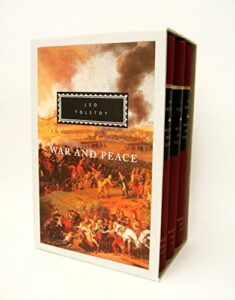 Five of the Best European Classics - War and Peace (book) by Leo Tolstoy