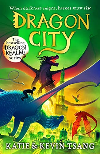 Dragon City by Katie & Kevin Tsang