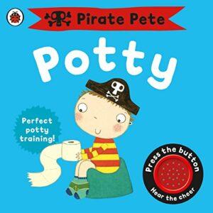 Best Human Body Books for Kids - Pirate Pete's Potty by Andrea Pinnington & Melanie Williamson (Illustrator)