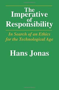 The Best Eco-Philosophy Books - The Imperative of Responsibility by Hans Jonas
