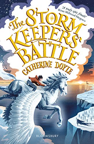 The Storm Keepers' Battle by Catherine Doyle