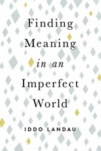 The best books on Time Management - Finding Meaning in an Imperfect World by Iddo Landau