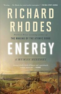 Nuclear Books - Energy: A Human History by Richard Rhodes