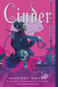 The Best Young Adult Science Fiction Books - Cinder by Marissa Meyer