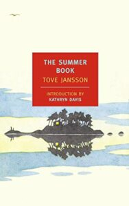 Five Favourite Books - The Summer Book by Tove Jansson