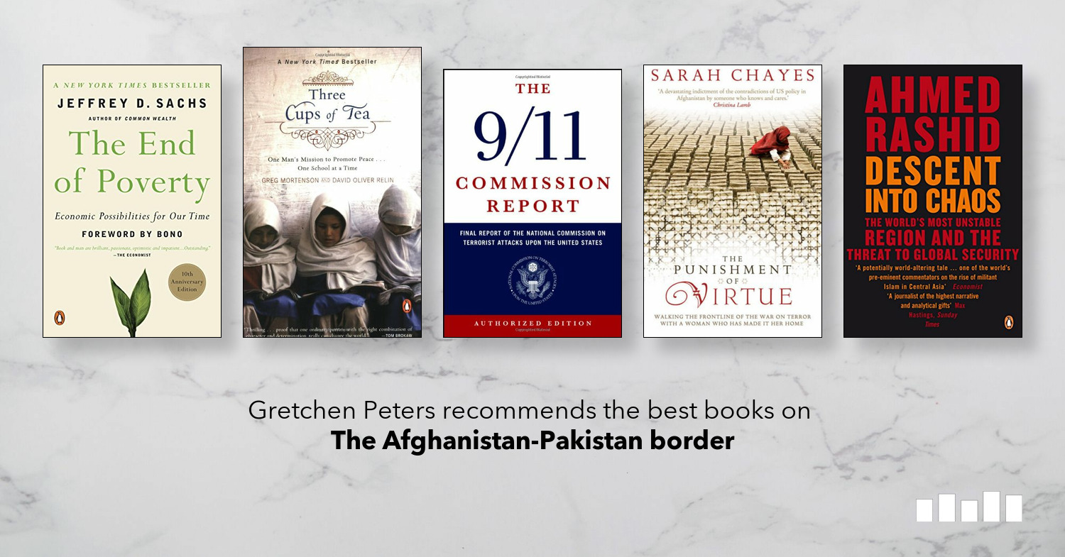 The Best Books on The Afghanistan-Pakistan border | Five