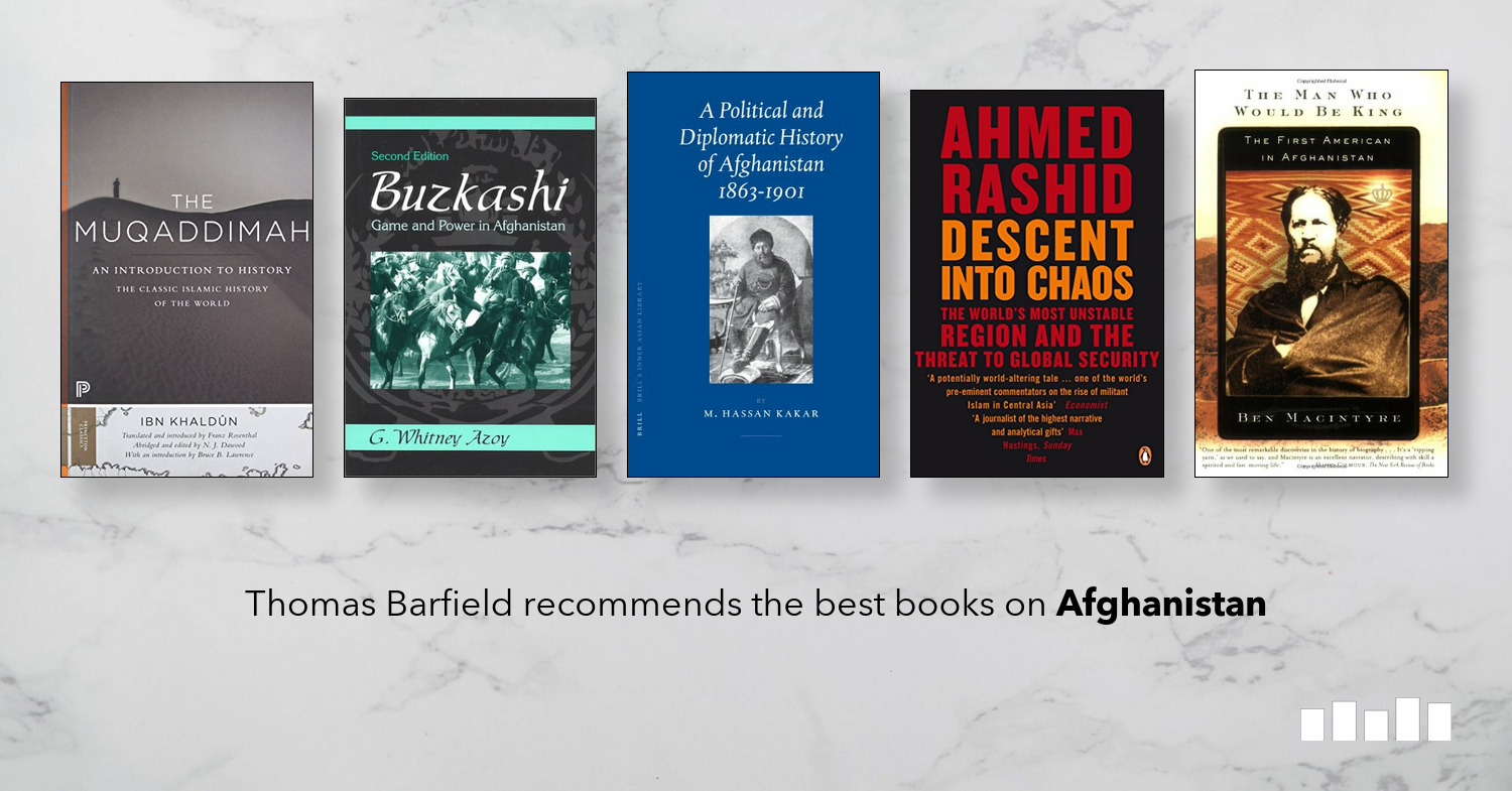 The Best Books on Afghanistan | Five Books Expert