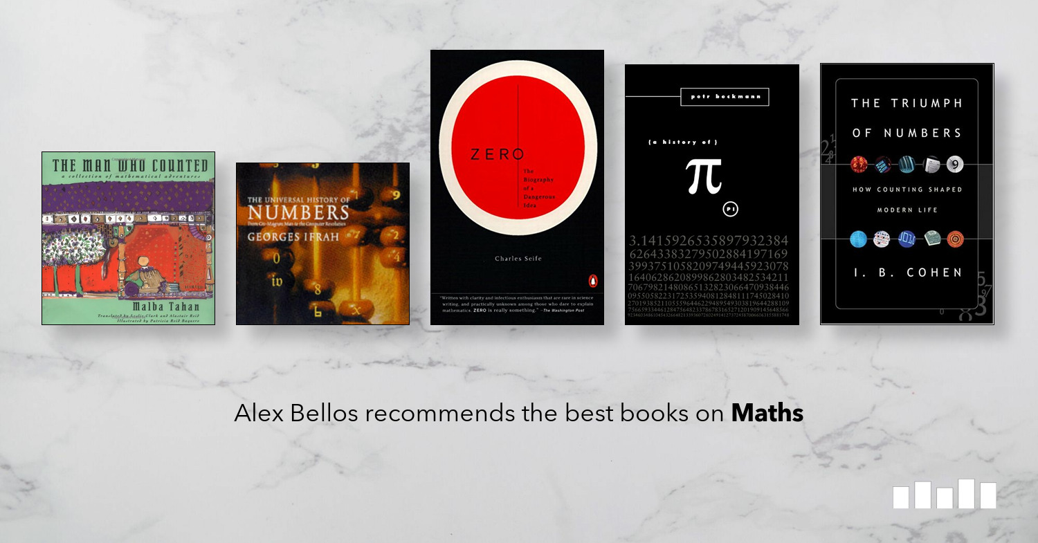 The Best Books on Maths   Five Books Expert Recommendations