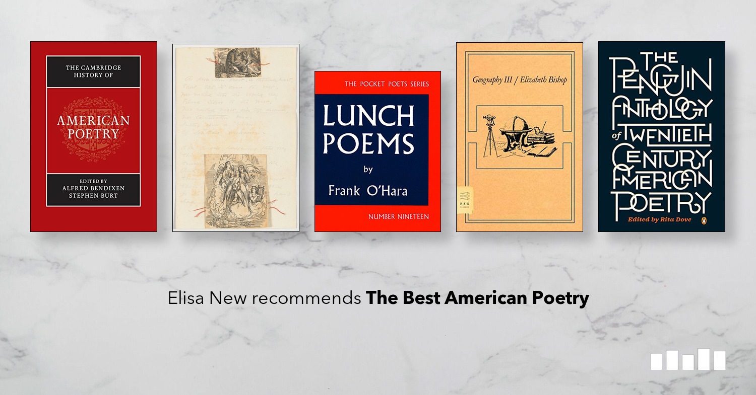 The Best American Poetry | Five Books Expert Recommendations