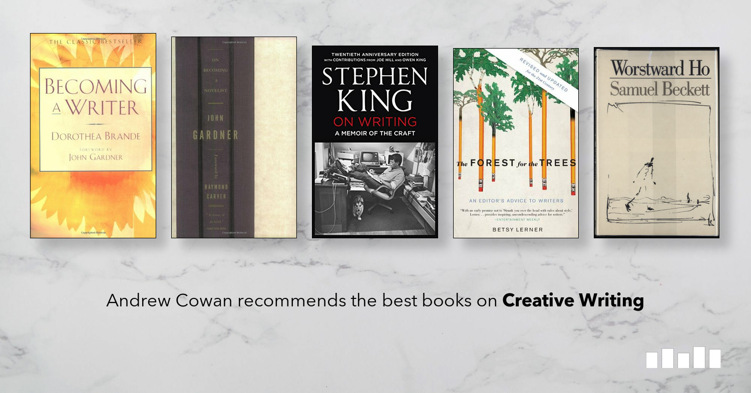 books for creative writing