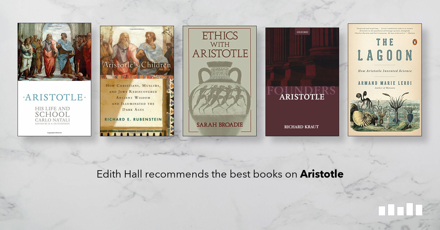The Best Aristotle Books | Five Books Expert Recommendations