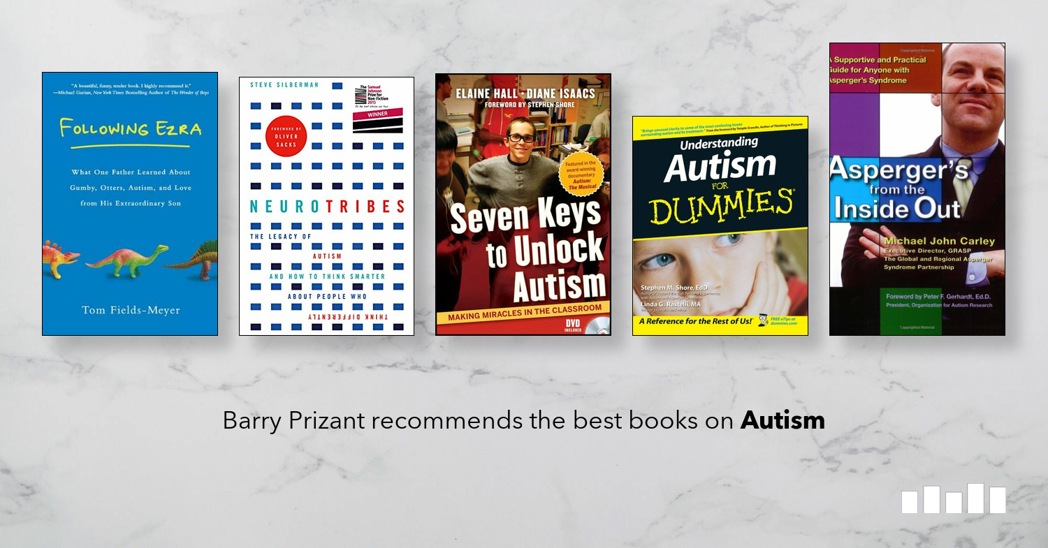 Interview With Barry M Prizant Phd >> The Best Books On Autism Five Books Expert Recommendations
