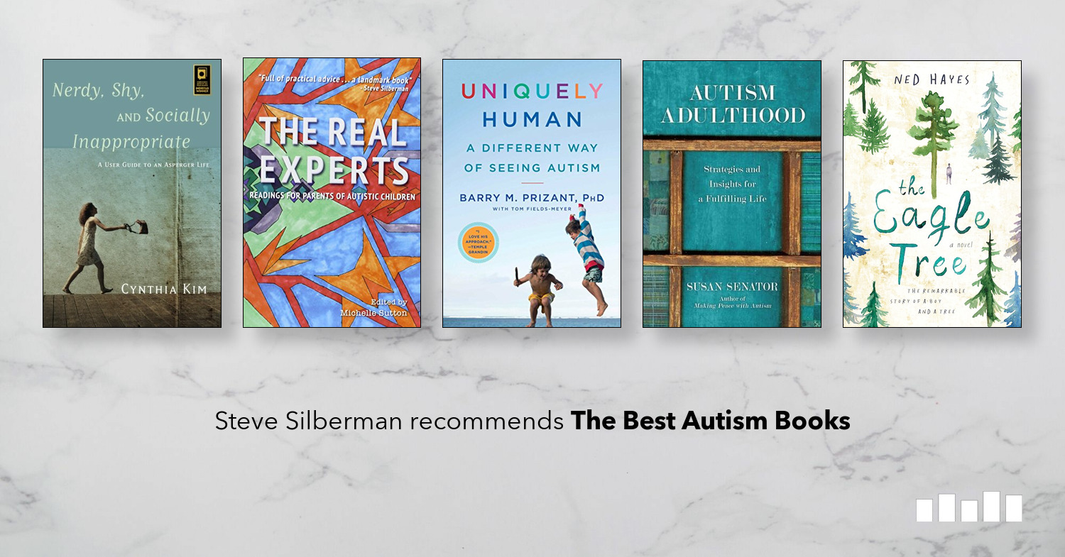 Interview With Barry M Prizant Phd >> The Best Books On New Books On Autism Five Books Expert