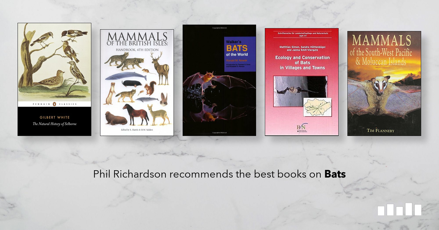 The Best Books on Bats | Five Books Expert Recommendations