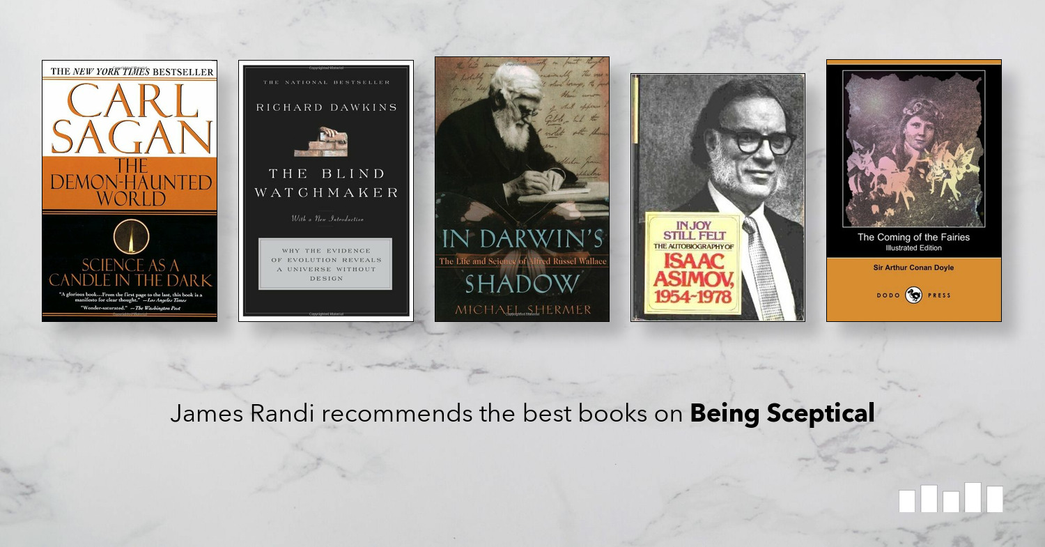The Best Books on Being Sceptical | Five Books Expert Recommendations