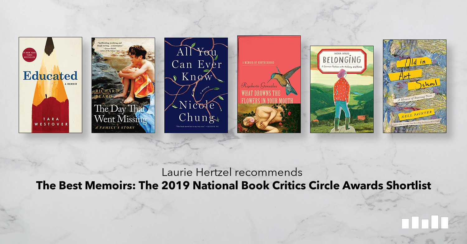 The Best Memoirs of 2019 | Five Books Expert Recommendations