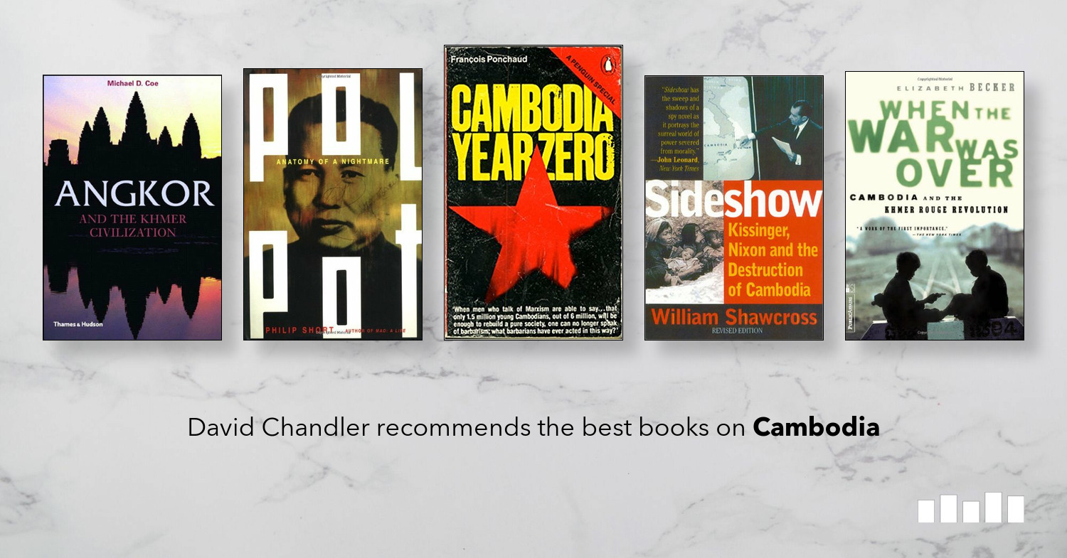 The Best Books on Cambodia | Five Books Expert Recommendations
