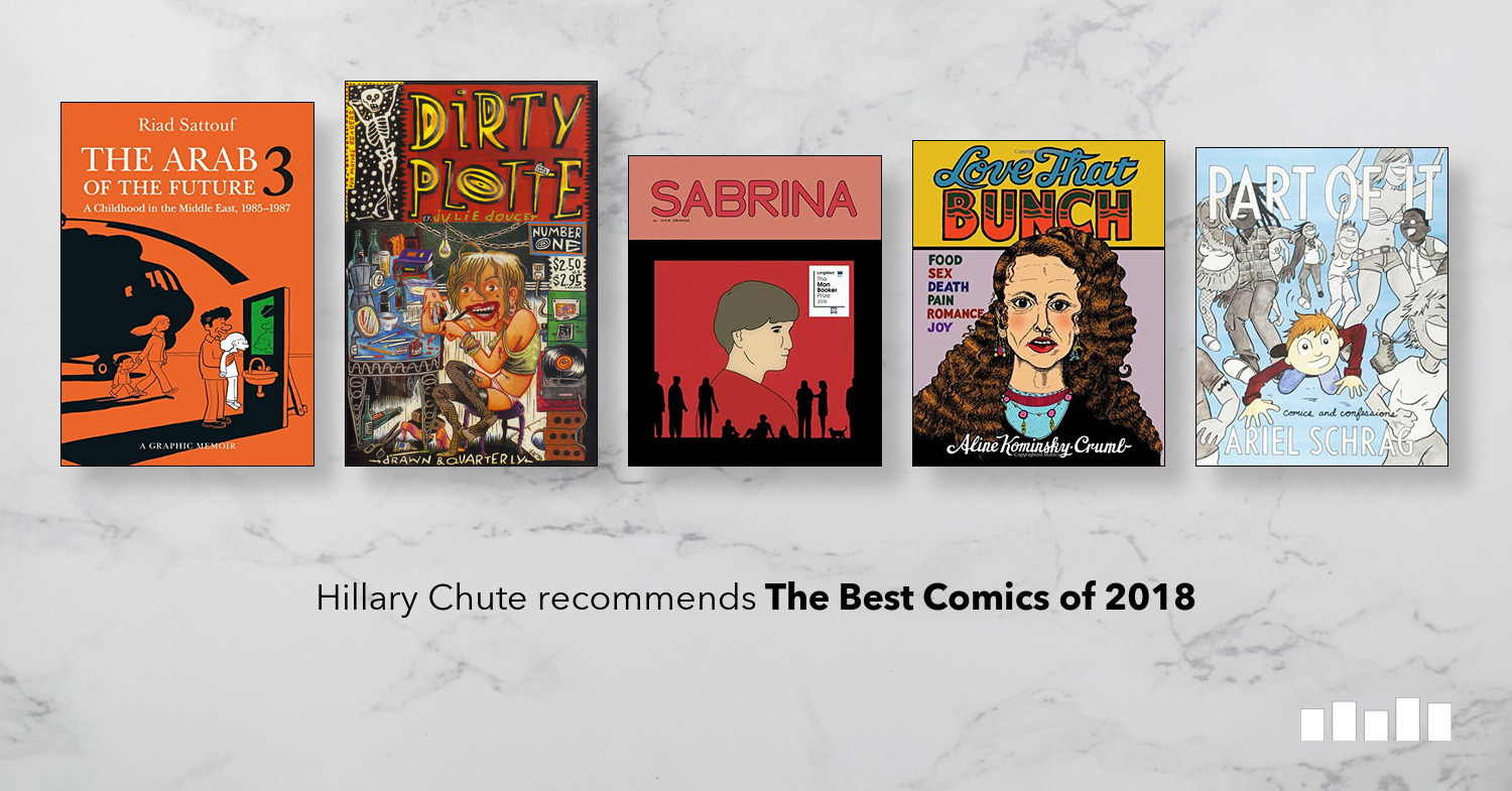 The Best Comics of 2018 | Five Books Expert Recommendations