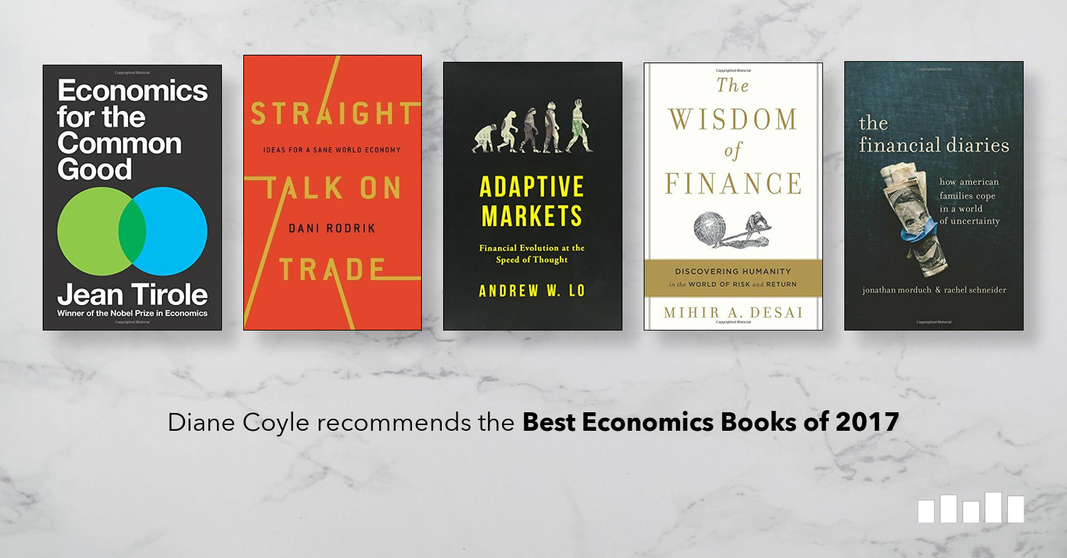 The Best Economics Books for Learning Economics