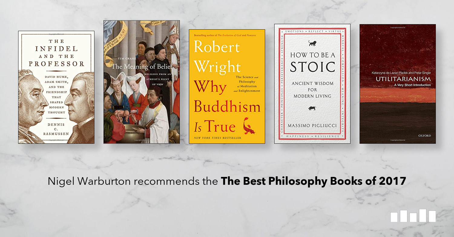 The Best Philosophy Books Of 2017