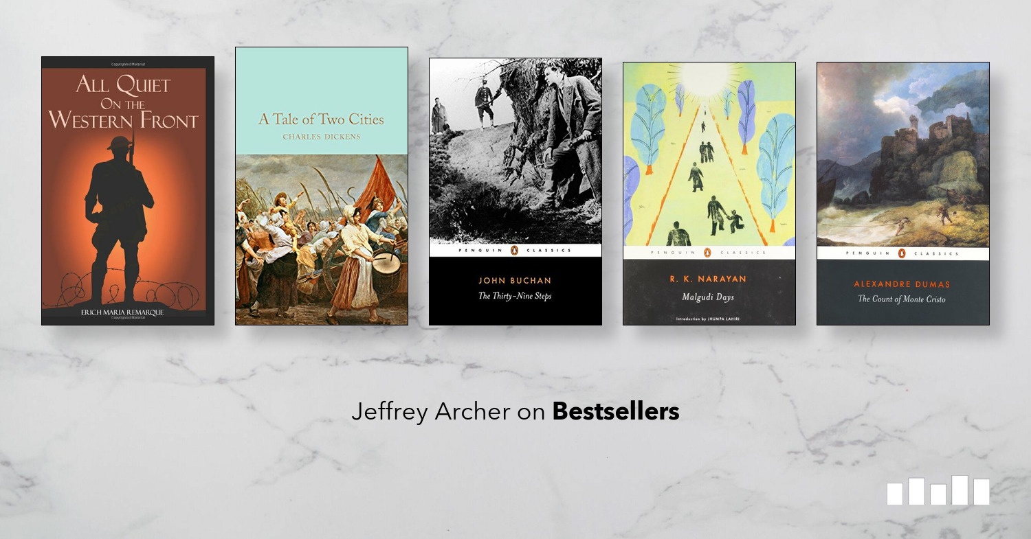 The Best Books on Bestsellers | Five Books Expert